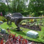 国内初のスピノサウルスの化石発見の場所や特徴について