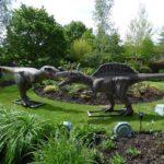 巨大肉食恐竜スピノサウルスの大きさや特徴について