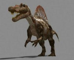 スピノサウルス 餌
