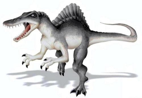 スピノサウルス ティラノサウルス 時代 強さ 大きさ