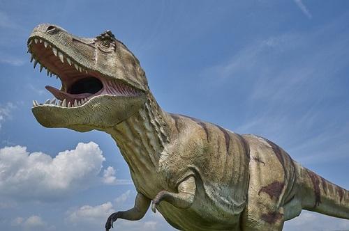 ティラノサウルス スピノサウルス アロサウルス 比較 大きさ