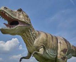ティラノサウルス ティランノサウルス 違い