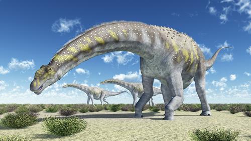 アルゼンチノサウルス 体重