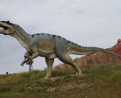 ティラノサウルス 餌
