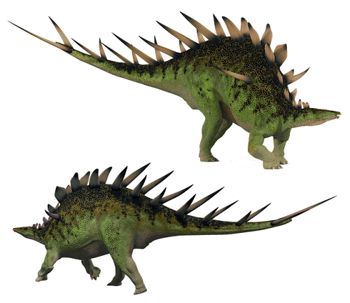 ステゴサウルス 恐竜 種類 大きさ