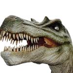ティラノサウルスの羽毛はなくて鱗だった?