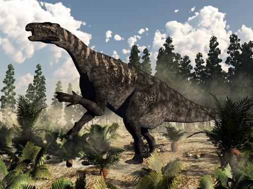 イグアノドンの復元の歴史について   恐竜の教科書